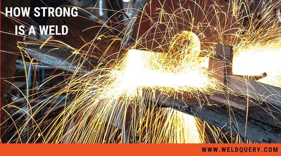 How Strong is a Weld